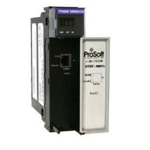 Prosoft Technology MVI56E-MNETC Communications Module, Modbus,TCP/IP, Enhanced, 2 Port, RJ45