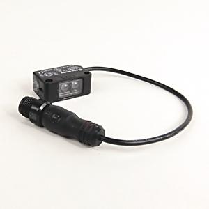 Allen-Bradley 42JS-D2MPA2-F4 Sensor, Photoelectric, VisiSight, Standard Diffuse, Red, DC-2
