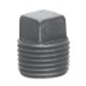 "Cooper Crouse-Hinds PLG25SA Close-Up Plug, Square Head, 3/4"", Explosionproof, Aluminum"