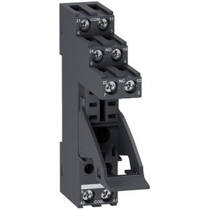 Square D RGZE1S48M SOCKET 250VAC 10A FOR RXG2 RELAY