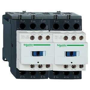Square D LC2D12F7 REVERSING CONTACTOR