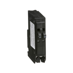 QO2020 20A TWIN CLIP ON BRKR (A)