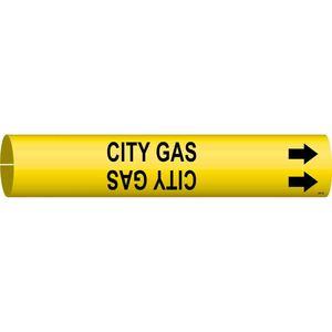 4027-B 4027-B CITY GAS/YEL/STY B