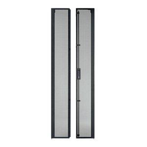Panduit SN85SDB 45 RU 800mm Split Doors for N-Type or S-