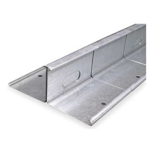 """Wiremold V4000C075 Raceway Cover, 4000 Series, Steel, Ivory, 4-3/4"""" x 7.5"""""""