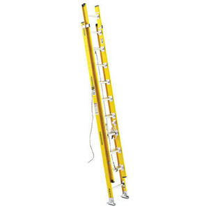 Werner Ladder D7132-2 Fiberglass Extension Ladders