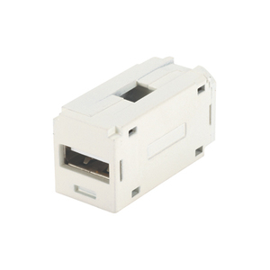 Panduit IAPCMUSBAAWH Industrial Mini-Com USB 2.0 Female A/Fem