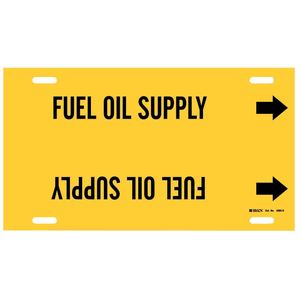 4065-H B915 STY H BLK/YEL FUEL OIL SUP