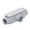 Hubbell-Raco RLT100 Conduit Body, Type: LT,