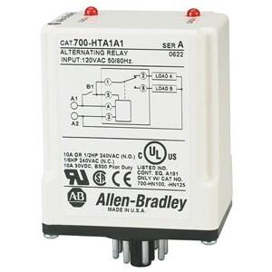 Allen-Bradley 700-HTA1A24 RELAY SPDT 24VAC