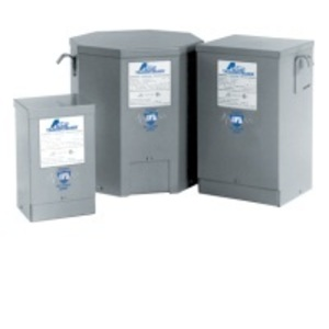 Acme T2530144S Transformer, 5KVA, 1P, 240/480V, 120/240V, Isolation