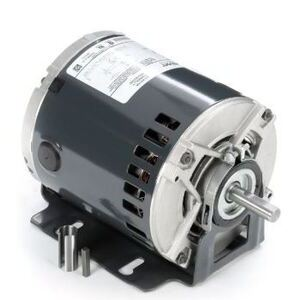 Marathon Motors 5KH32HN5678MT Motor, Blower, 1/3HP, 115VAC, 1PH, 1725 RPM, 48Y Base, 36' Pigtail