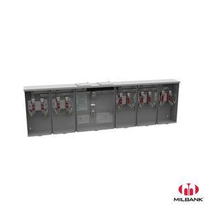 Milbank U1235-X-HSP 150A 4T RL 5P CTR WY 30065