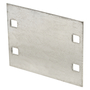 """ABW6SSP ALUM CABLE TRAY SPARE CONN 6"""""""