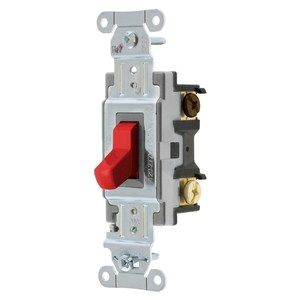 Hubbell-Wiring Kellems CSB320R SWITCH, SPEC, 3W, 20A