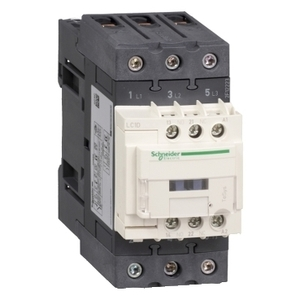 Square D LC1D40AFD TESYS D 3P EVERLINK DC CONTACTOR AC3 40A IEC