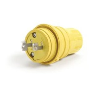 Woodhead 24W04 Watertite Plug L1-15p