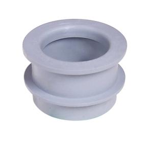 Topaz 1130 4IN PVC END BELLS 50-PK