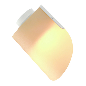 Juno Lighting TF309YL-WH Luminous Scoop