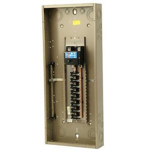 Eaton CH32B200J Load Center, Main Breaker, 200A, 120/240V, 1PH, 32/32, NEMA 1 *** Discontinued ***