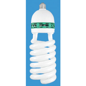 Garvin Industries C105651MED Compact Fluorescent Lamp, Twister, 105W, 120V, 6500K