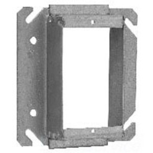 Cooper Crouse-Hinds TP522 4 SQ BOX 3/4 RSD 1 DEVICE TILE WALL CVR