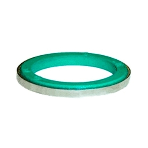 """Bridgeport Fittings SR-100 Sealing Ring, PVC Gasket With Steel Retainer, Size: 1"""""""