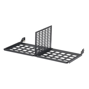 Panduit FLEX-PLATE4U HD Flex Enclosure Trunk Slack Plate - 4R
