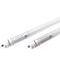 Keystone Technologies KT-LED43T8-96G-840-D LED Lamp, T8, Linear, 96