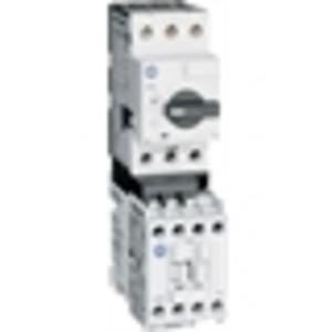 Allen-Bradley 190E-KMNDJ2-CB10B Starter, Miniature Eco, 0.63 - 1.0A, 24VDC, with Integrated Diode