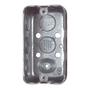 Steel City 58371-1/2 1GNG UTIL BX,STL,14.5CU,1/2KO