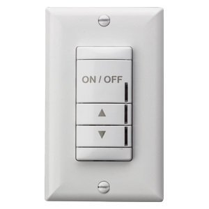 Sensor Switch SPODMRDWH LITH SPODMRD-WH Wall Switch Dimmer,