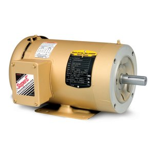 Baldor CEM3546 1hp,1760rpm,3ph,60hz,56c,3519m,tefc,f1,n