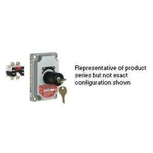 Hubbell-Killark XCS-0K2A1 Cli 2 Pos Key Sel Sw Cv  (cs)