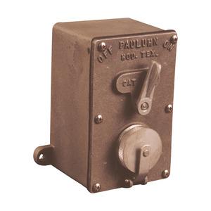 Pauluhn 841B-125 Interlock Receptacle, 20 Amp, 125 Volt, 2P3W