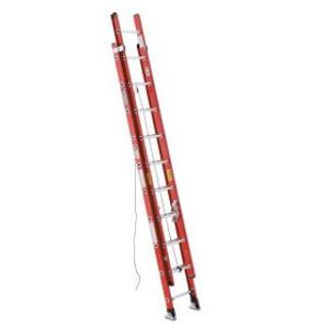 Werner Ladder D6324-2 24' Extension Ladder, 300 lbs