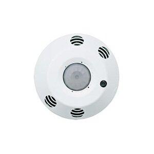 Leviton O2C20-MDW Occupancy Sensor, Dual Relay, Commercial Grade, White