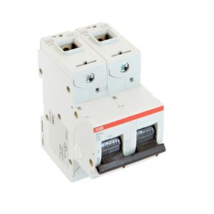 Thomas & Betts S802U-K30 Breaker, Miniature, 30A, K Trip, 2P, 240/415VAC, DIN Rail Mount