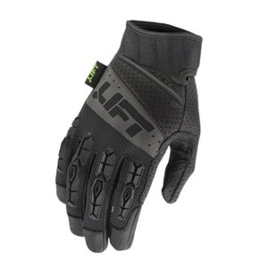 Lift Safety GTA-17KK2L Tacker Work Gloves, XX-Large, Black