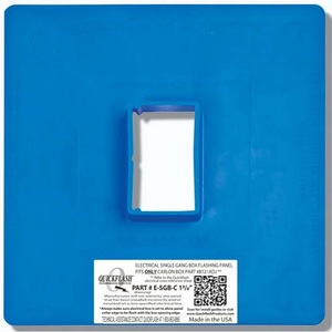 Quickflash E-SGB-C-1-3/8 Flashing Panel for B121ADJ