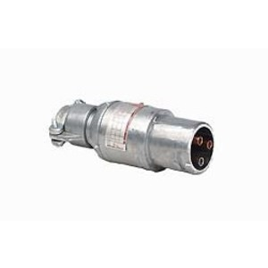 Hubbell-Killark KP-303D45 Cl1 30a 2w3p Plug .625-.875