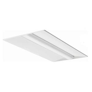 Lithonia Lighting 2BLT440LADPLP840 LED Recessed Troffer, 2 x 4, 4000 Lumens, 4000K, 120-277V