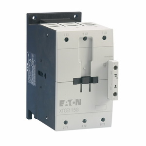 Eaton XTCE115GS1A Iec Full Voltage Non-reversing Contactor