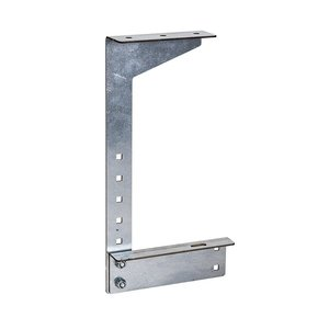"Unity 24HG Combination Hanger for Type 1 Wireway, 2"" x 4"", Galvanized Steel"