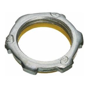 """Arlington SL50 Sealing Locknut, 1/2"""", Steel"""