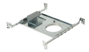 Lotus LED LRP4 FLANGED ROUGH-IN PLATE FOR LY4RCS LY41RCD LB4R LL