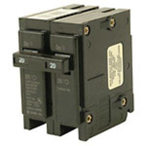 Eaton BR215H Breaker, 15A, 2P, 120/240V, Type BR, 10 kAIC