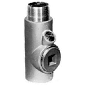 "Appleton EYS86 Sealing Fitting, Vertical/Horizontal, 3"", Explosionproof, Malleable"