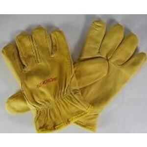 Magid 2443DEXKS-L LEATHER DRIVER GLOVE W/XKS LARGE /DZ