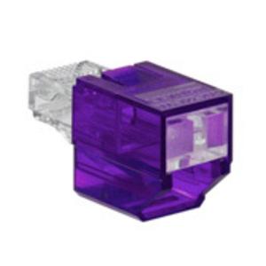 SRJPB-P PU PORT BLOCKER SECURE RJ 1= 12
